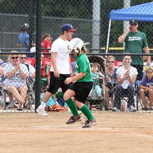 20120805 Yorktown 8U All Stars vs Blackford County