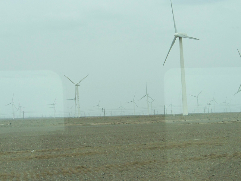 0081 - Wind Farm on Train Trip Between Beijing and Lhasa.JPG