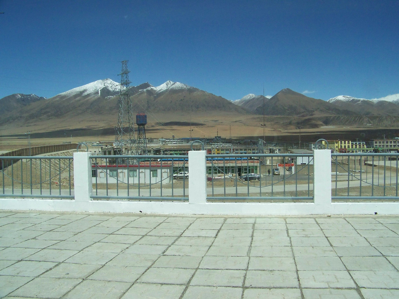 0116 - Town of Dang Xiong on Train Trip Between Beijing and Lhasa.JPG