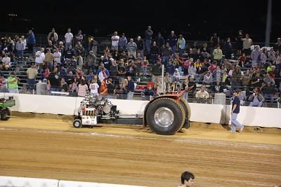 Multi Engine Modified Tractors