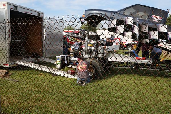Truck Pull Pits