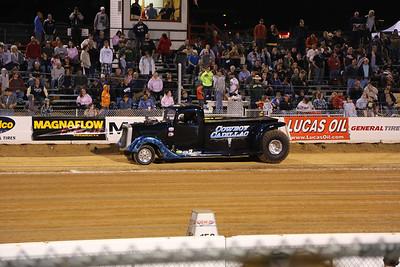 Wheelstanding 2 Wheel Drive Trucks