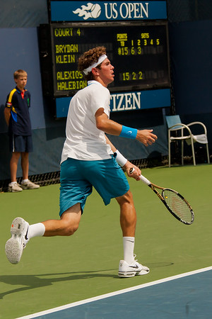 2012 US Open Practice & Qualifying