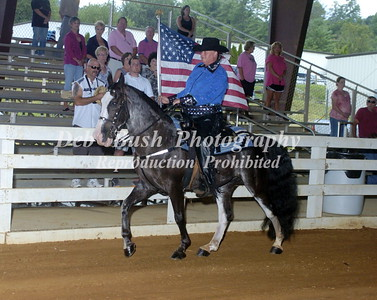 FLAG HORSE - OPENING CEREMONIES