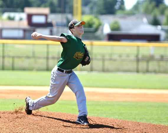 West Linn @ Forest Grove Tournament June 16-17, 2012