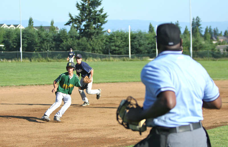 West Linn vs Canby July 5, 2012