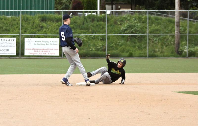 West Linn vs Wilsonville June 8, 2012