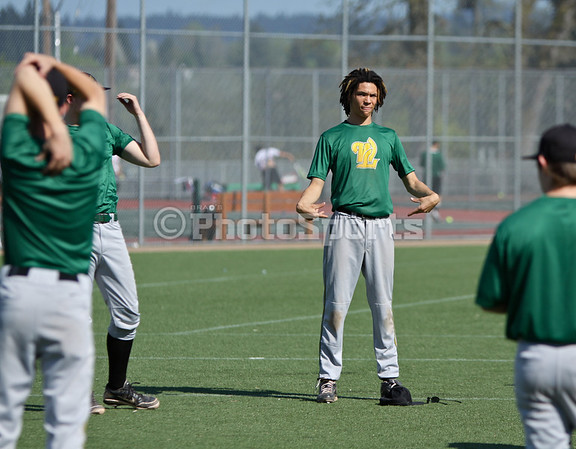 West Linn vs Canby April 23, 2012