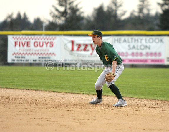 West Linn vs Oregon City April 9, 2012