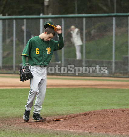West Linn vs Tualatin March 19, 2012