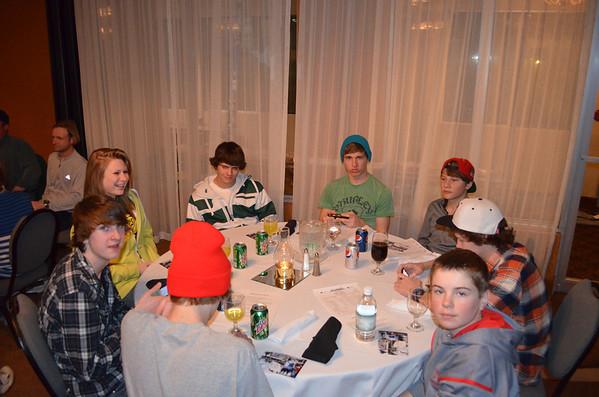 Brattleboro FIS Cup Feb 18 2012