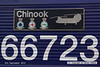 120906-004     Nameplate of GBRf class 66/7 no. 66723 Chinook.