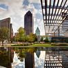 First Place<br /> Advanced Architecture/Cityscape<br /> Halbert Bai <br /> St. Mark's School of Texas<br /> Dallas, TX<br /> Instructor: Scott Hunt