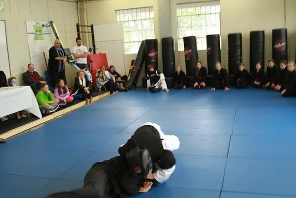Advanced  Belt Exams 2011