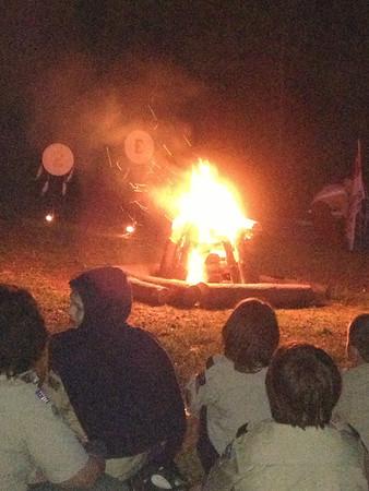 2013-05 Camporee at Camp Campbell