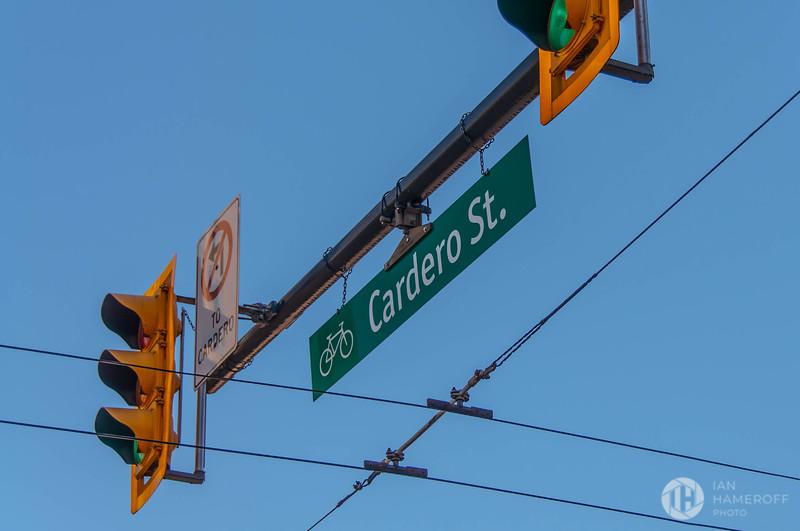 Cardero St.