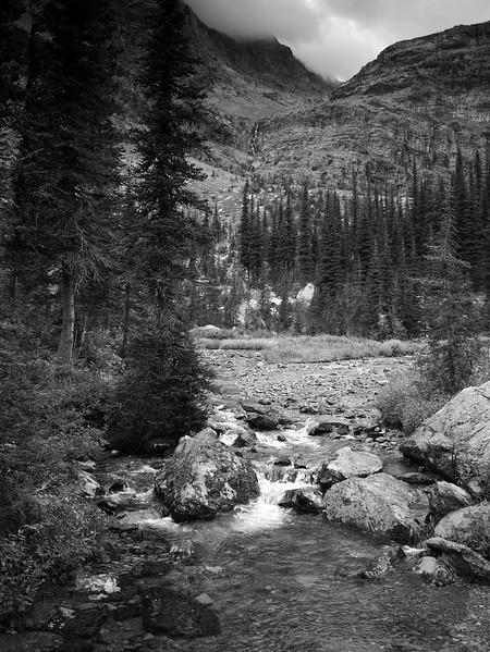 Sperry Chalet Glacier National Park Montana