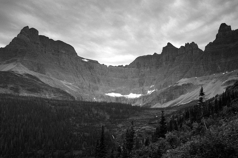 Iceberg Lake Glacier National Park Montana