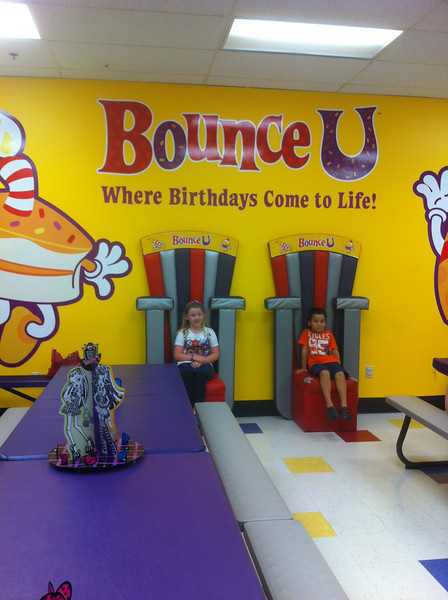 2013-0817 Sloane's Birthday Party at BounceU
