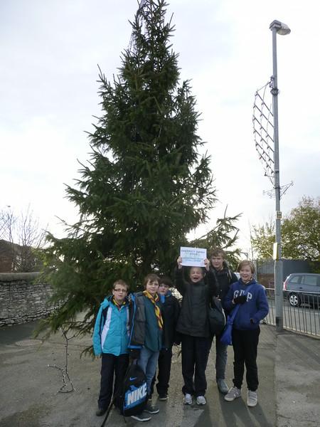 December 2013 - Scouts District Dash