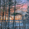 Winter Sunrise, Great Bay, NH