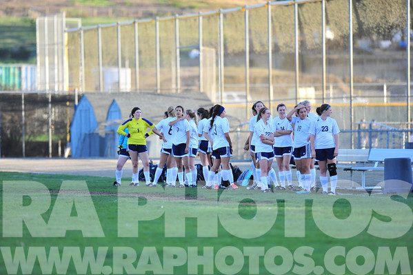 02/10/14 - VAR GIRLS SOCCER VS SLO