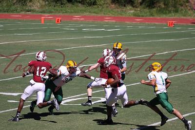 Football vs Broadwater - Sep 2013