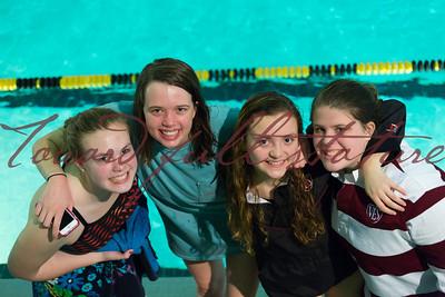 Swim Meet - Jan 2014