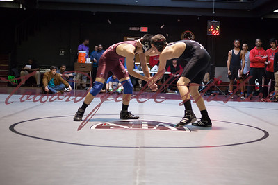 Wrestling vs Chatham - Feb 2014