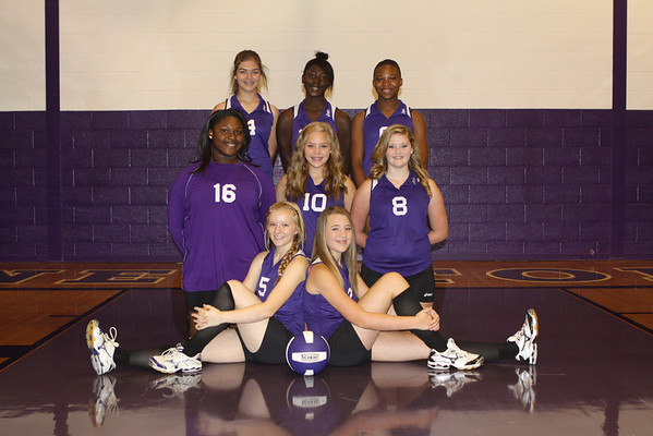 9th Grade Volleyball