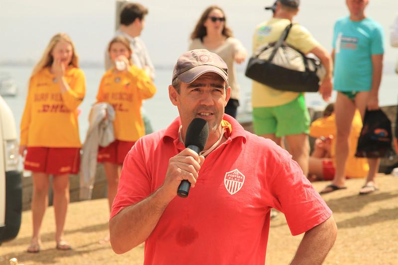 President Stuart Rayner
