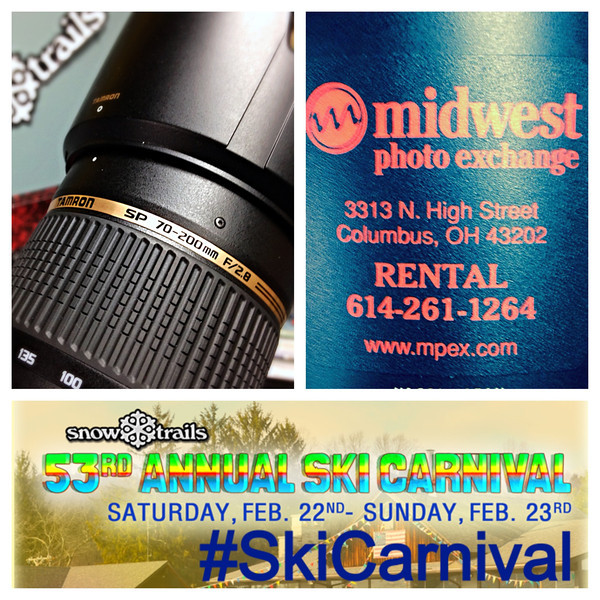 53rd Annual #SkiCarnival was a blast! Thanks to www.MPEX.com for sweet Rental Lens!!