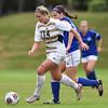 2015 NCAA Heartland Conference Women's Soccer Tournament: St. Edwards vs Lubbock Christian