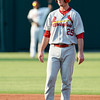 Springfield Cardinals catcher Mike Ohlman (25)