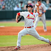 Springfield Cardinals pitcher Jimmy Reed (40)