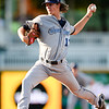 Shane Roper/MiLB<br /> <br /> July 26, 2015 - Corpus Christi Hooks pitcher Josh Hader (17) pitches against the Frisco Roughriders at Dr. Pepper Ballpark in Frisco, Texas.