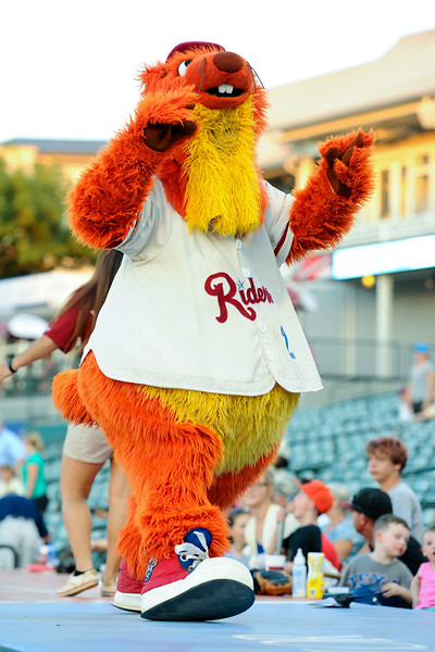 Shane Roper/MiLB<br /> <br /> July 26, 2015 Corpus Christi Hooks vs Frisco Roughriders at Dr. Pepper Ballpark in Frisco, Texas.