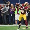 NFL Football:  Redskins vs Cowboys  JAN 3