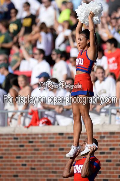 NCAA Football 2015: Baylor vs SMU SEP 4
