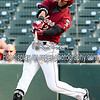 Frisco RoughRiders left fielder Nomar Mazara (12)