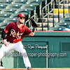 Frisco RoughRiders first baseman Trever Adams (29)