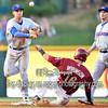 Midland RockHounds shortstop Chad Pinder (10)