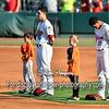 Frisco RoughRiders second baseman Drew Robinson (16)Frisco RoughRiders shortstop Luis Marte (10)