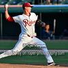 Frisco RoughRiders pitcher Connor Sadzeck (19)
