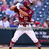 Frisco RoughRiders center fielder Zach Cone (22)