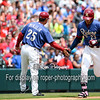 Frisco RoughRiders third baseman Joey Gallo (23)