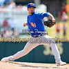 Midland RockHounds pitcher Jake Sanchez (14)
