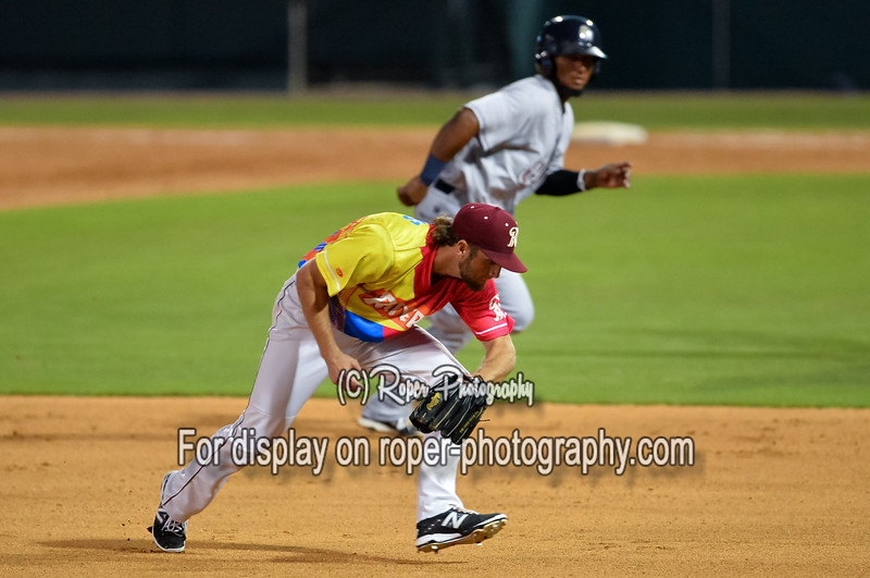 Frisco RoughRiders shortstop Beamer Weems (4)