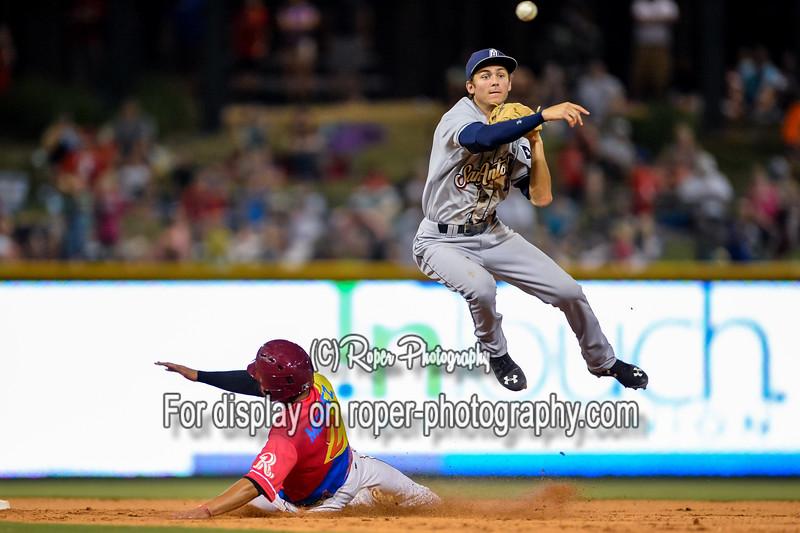San Antonio Missions shortstop Trea Turner (4)