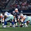 NFL Football 2015 - New England Patriots vs Dallas Cowboys